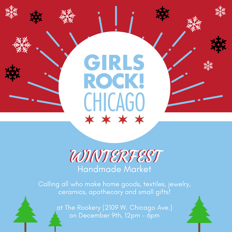 Shop Archives - Girls Rock! Chicago - Girls Rock! Chicago